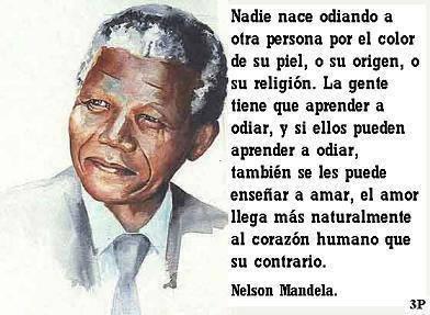 Nelson Mandela Inspiración Para El Mundo El Curioso